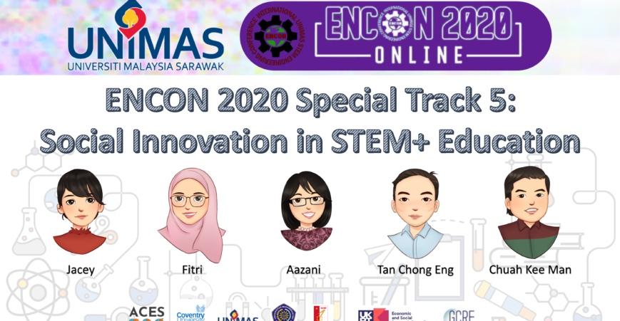 ACES Malaysia team at EnCon 2020