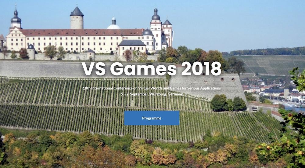 Crowd4Roads at VSGames 2018